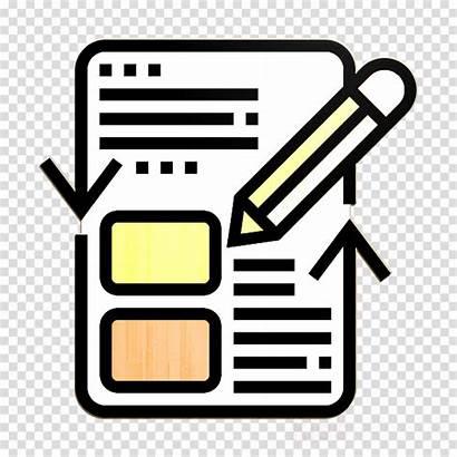 Icon Methodology Test Agile Clipart Symbol Line