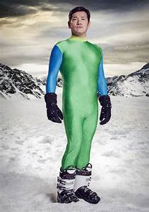 """Sid Owen on The Jump: """"I've skied for a few years on and ..."""