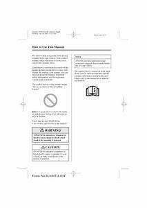 2006 Mazda 6 Owners Manual