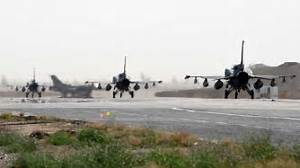 Emirates launches airstrikes from Jordan on Islamic State ...