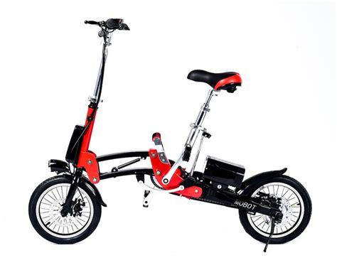 foldable exercise bike electric folding bicycle 1 second folding 16 quot ebike