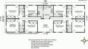 Beautiful 4 Bedroom Mobile Home Floor Plans