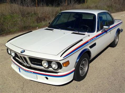 1975 Alpina B2 3.0 Cs, 230 Hp, Certified By Alpina For