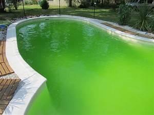 traitement eau verte piscine waterair With l eau de ma piscine est verte que faire
