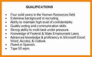 combination resume template 2017 6 job qualification sles ledger paper