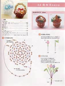 Beaded Flower Patterns Instructions