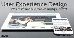 Wie Tapeziert Man Richtig : user experience design wie man es richtig einsetzt dr web ~ Lizthompson.info Haus und Dekorationen