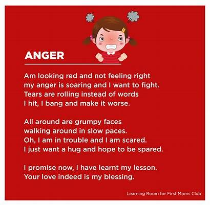 Emotions Poem Child Deal Way Firstmomsclub