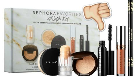 Sephora Favorites Selfie Kit  Review & Thoughts! P Youtube