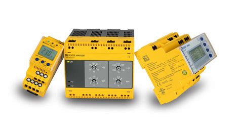 Measuring Monitoring Relays Current Voltage
