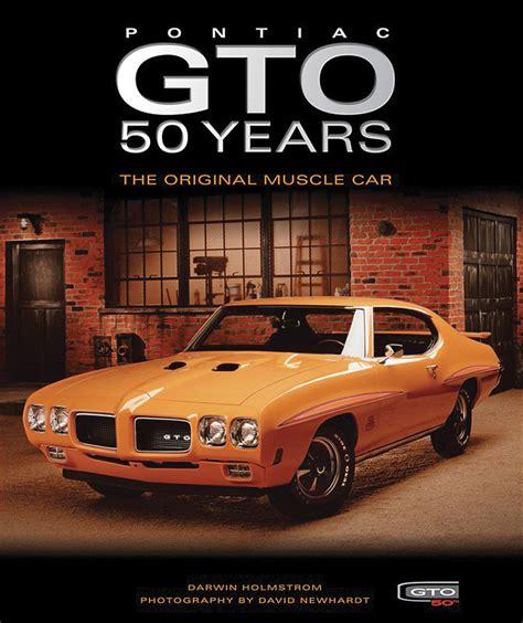 Book, Pontiac Gto, 50 Years @ Opgi.com