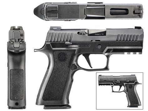 Sig's New Edc Pistol, The P320 Xcarry, Was Prepped On The
