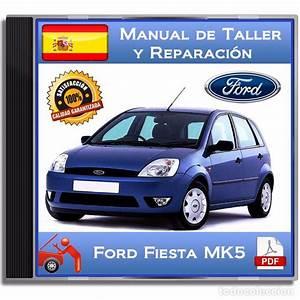 Ford Fiesta Mk5  2002-2007  - Manual De Taller