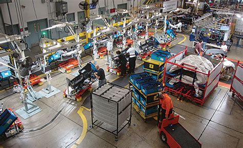magna international  expand south carolina assembly