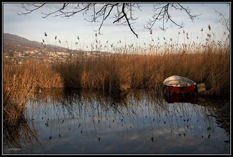 วอลเปเปอร์ : แนวนอน, เรือ, ทะเลสาบ, การสะท้อน, หิมะ, ฤดู ...
