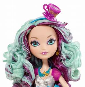 Ever After High Madeline Hatter Doll NIB | eBay
