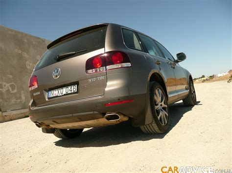 2008 Vw Touareg Reviews by 2008 Volkswagen Touareg V10 Tdi Offroad Review Caradvice