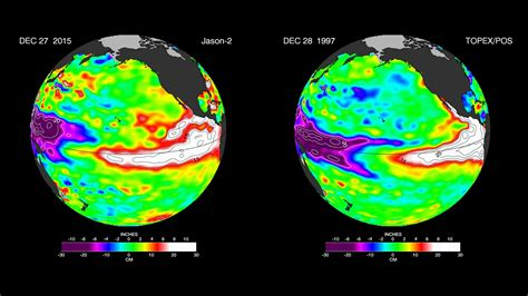 Nasa Predicts Weather Chaos In 2016 From Strong El Nino