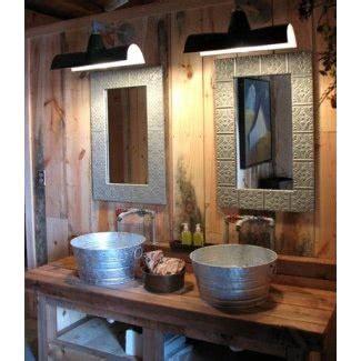rustic bathroom sinks foter
