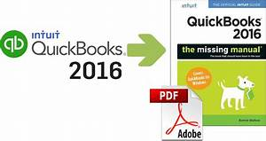 Quickbooks 2016 The Missing Manual Pdf Download
