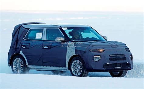 2020 Kia Soul Ev To Share Platform With Hyundai Kona