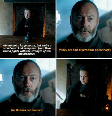 Lyanna Mormont Memes - the 25 best ideas about lyanna mormont on pinterest lyanna game of thrones game of thrones