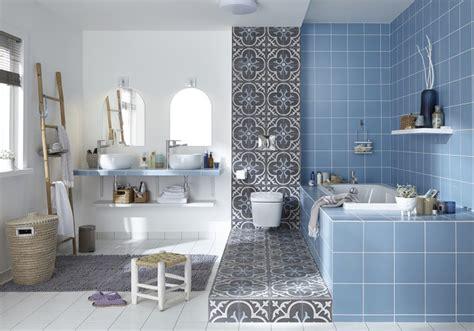 Découvrez Les Plus Belles Salles De Bains Bleues Elle