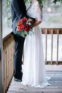 Romantic Red And Green Wedding Ideas Every Last Detail