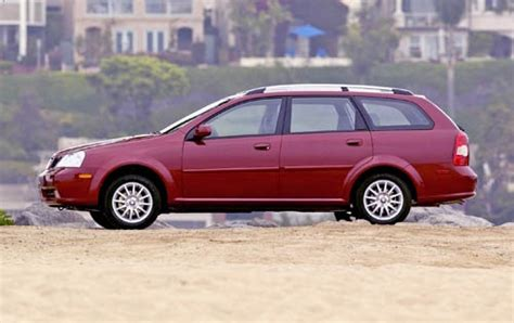 2005 Suzuki Forenza Reviews by Used 2005 Suzuki Forenza For Sale Pricing Features