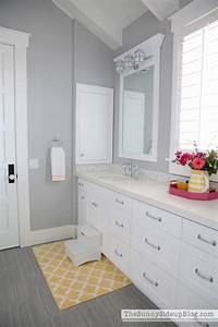 1000 ideas about gray quartz countertops on pinterest With kitchen colors with white cabinets with bathtub wall art