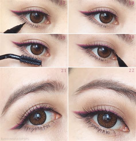 powerful women  eyeliners  kate tokyo bun bun makeup tips  beauty product reviews