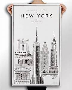 New York Poster : the island of manhattan poster new york new york pinterest nyc islands and the o 39 jays ~ Orissabook.com Haus und Dekorationen