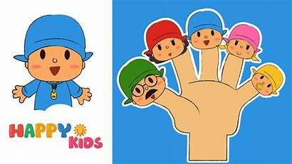 Finger Pocoyo Song Tv Rhyme Mickey Mouse