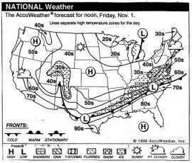 HD wallpapers printable weather map