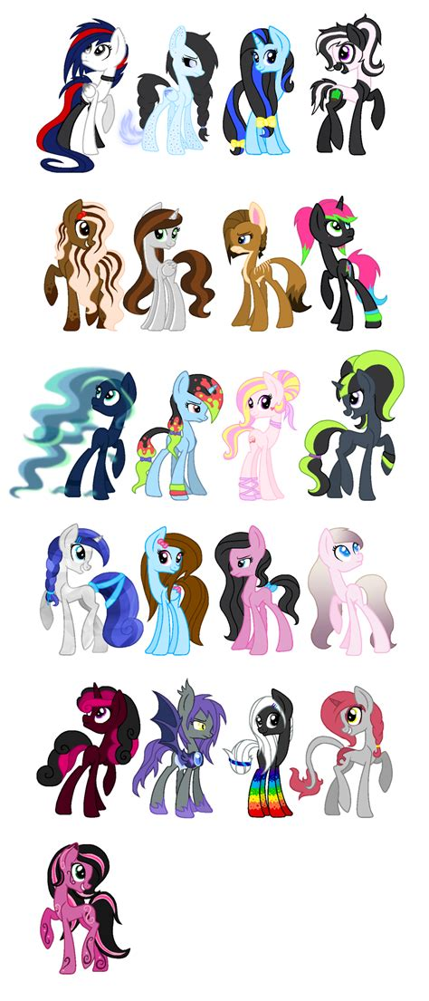 Pin By Squishy Simmons On Art  Pinterest  Pony, Mlp And