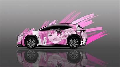 Lexus Anime 4k Nx Tony Aerography Lf