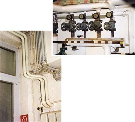 heizungsrohre dämmen enev energiesparen wird pflicht
