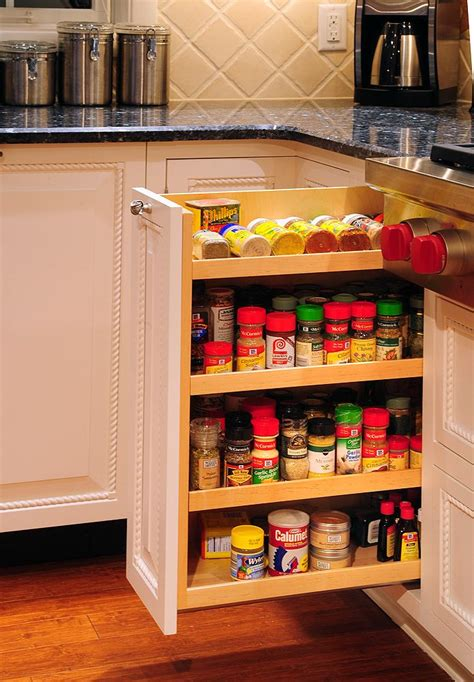 Spice Storage For Cupboards by Best 25 Kitchen Spice Storage Ideas On Spice