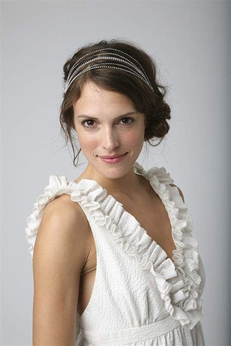 20 Wedding Hairstyles With Headband Ideas   Wohh Wedding
