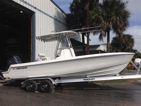 Contender Boats Nada by Any New Contender 24 Sport Owners Out There Yet The