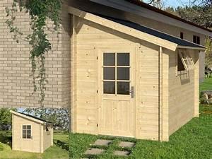Abris De Jardin Bois 5m2 : abri de jardin leclerc en bois abri de jardin et balancoire id e ~ Farleysfitness.com Idées de Décoration