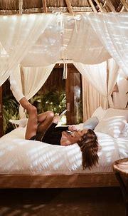 When in Tulum – Helen Owen   Tulum, Tulum beach, Outdoor bed