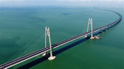 hong kong macau bridge crossing an the hong kong zhuhai macau bridge the