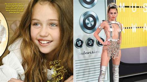 asi han cambiado estas bellezas del pop desde sus inicios