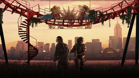 siege omc rainbow six siege s blood orchid update is another