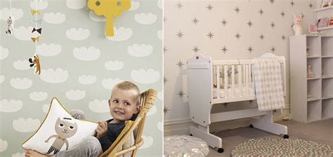 chambre enfant papier peint le papier peint dans la maison ma d 233 coration maison