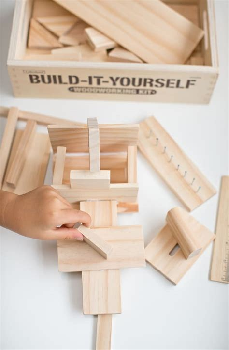 wonderful woodworking kit  kids  lakeshore