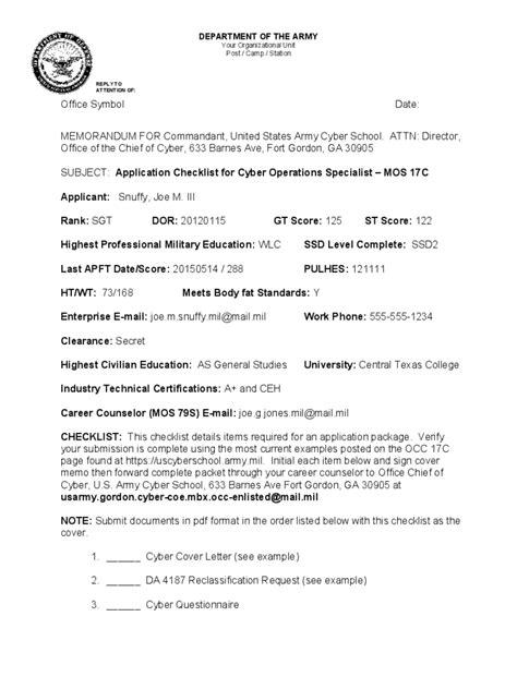 army memo template army memo template 1 free templates in pdf word excel