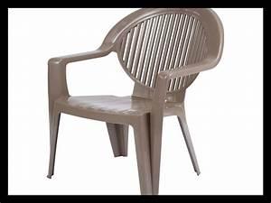Fauteuil En Plastique : fauteuil de jardin en plastique 40643 fauteuil id es ~ Edinachiropracticcenter.com Idées de Décoration