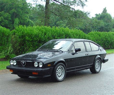 Alfa Romeo 1986 by 1986 Alfa Romeo Gtv 6 Information And Photos Momentcar